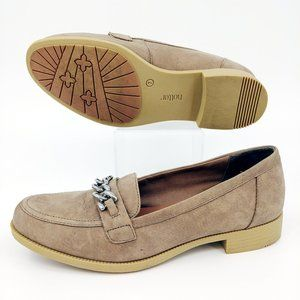 Hotter Comfort Concept Brierton Tan Suede Loafers